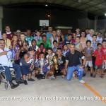Aniversário de Trabiju teve esporte, música e inauguração
