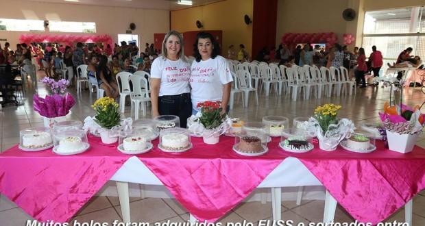 Dia da Mulher é comemorado com festa em Trabiju