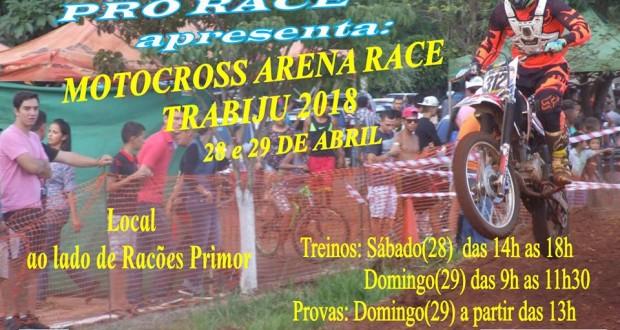 Motocross Arena Race