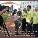 Trabiju realiza a segunda edição do SBT na Praça