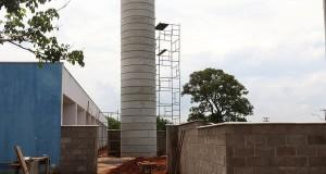 Obras abandonadas no governo anterior vem sendo concluídas em Trabiju