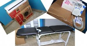 Saúde de Trabiju recebe equipamentos do Governo Federal