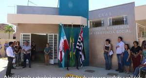 José Carlos Buzuti dá nome ao CRAS inaugurado em Trabiju