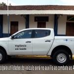 Saúde de Trabiju recebe veículo zero através do deputado Baleia Rossi
