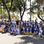 Banda Marcial Municipal Brilha em apresentação em São Carlos