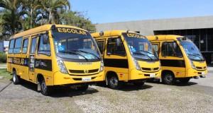 Trabiju passa a contar com ônibus escolar de 44 lugares