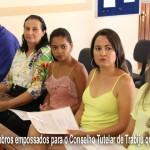 Conselheiros Tutelares foram empossados em Trabiju