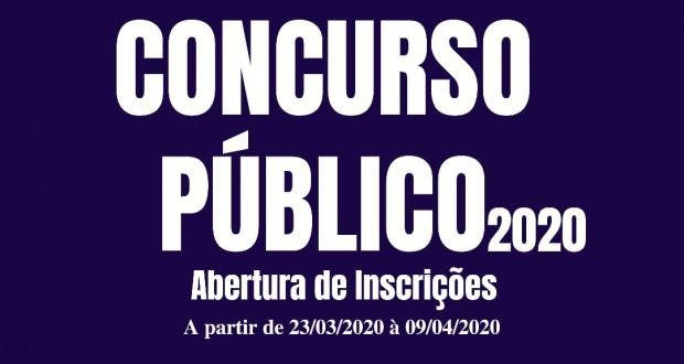 Concurso Público Nº 01/2020